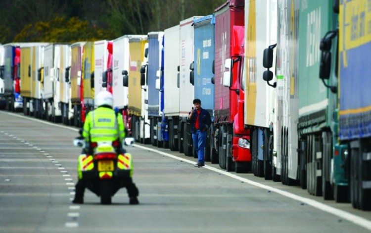 Transport minister defends cost of lorry park